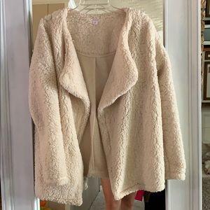 Soft sweater/jacket